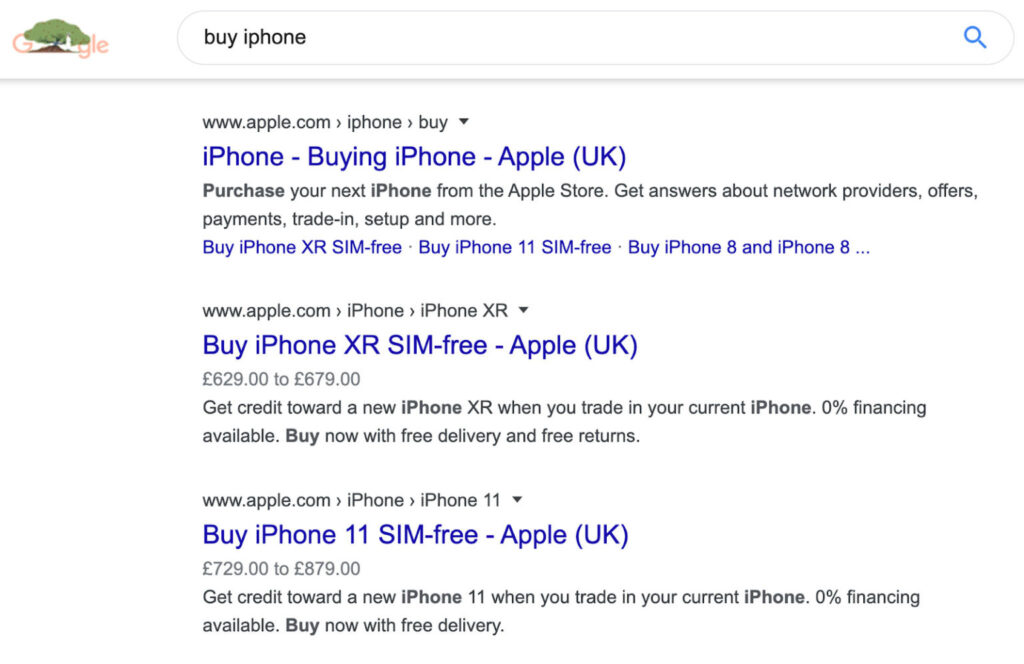 membeli iPhone
