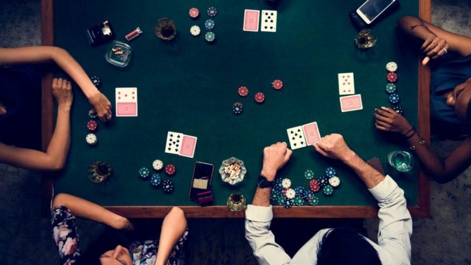 permainan kartu poker