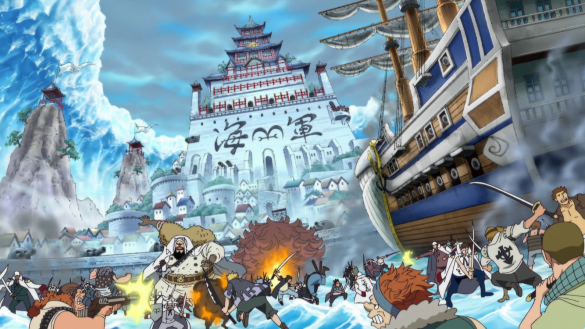 Episode One Piece Terbaik