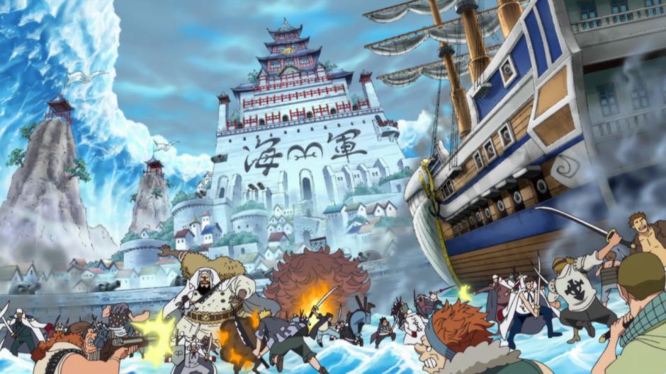 Episode One Piece Terbaik
