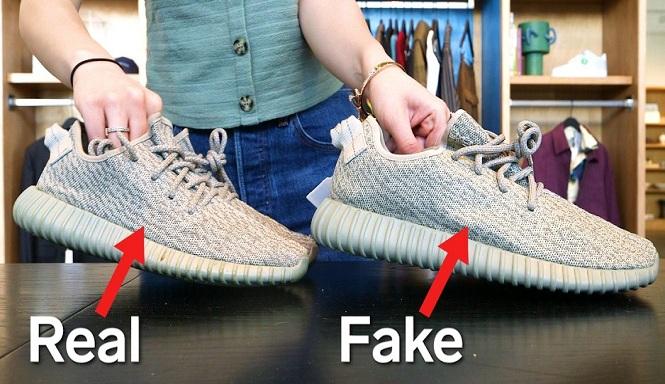 Sneakers Asli dan Palsu, Bagaimana Cara Membedakannya?