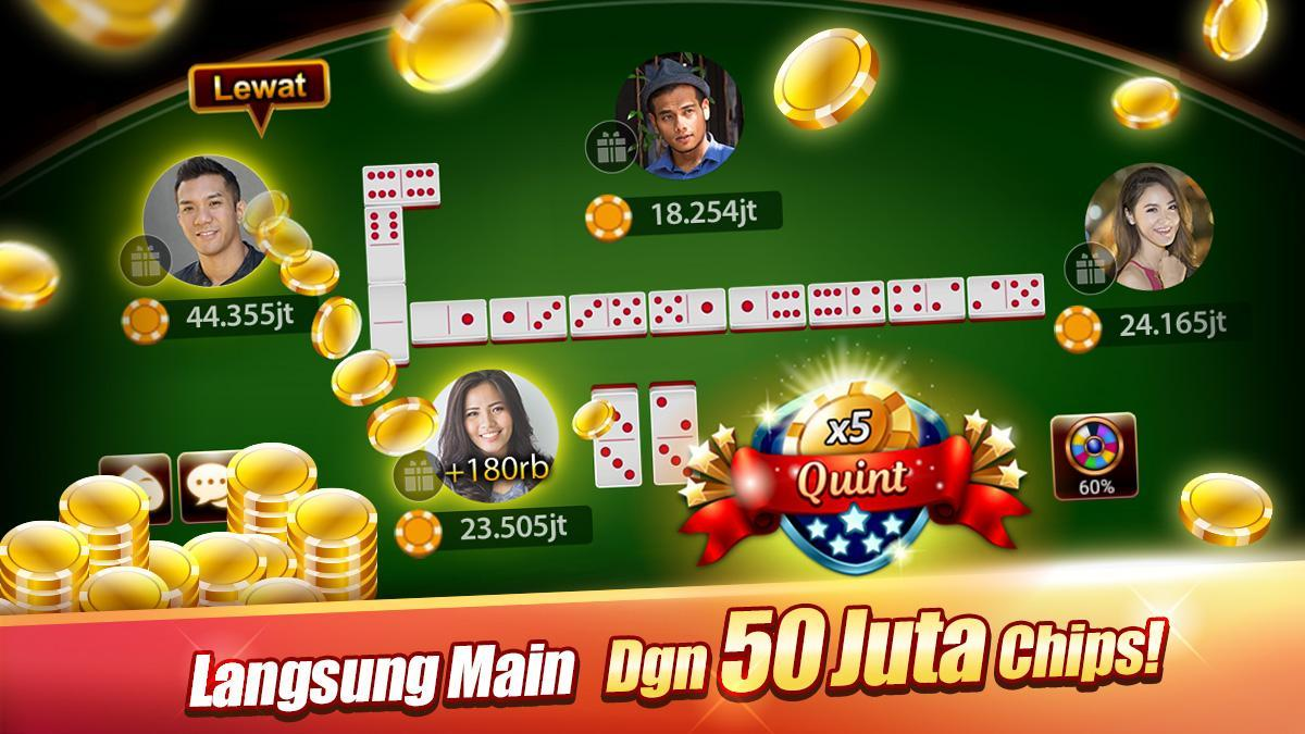 Download Luxy Domino & Poker Apk