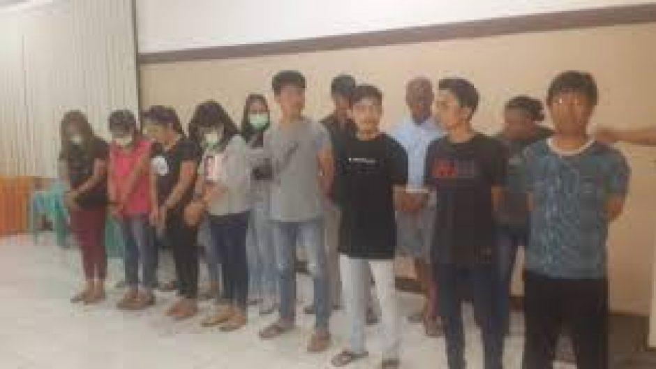 Bareskrim Polri Gerebek Judi di Bangka Belitung