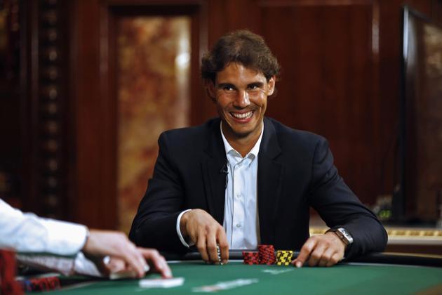 Rafa Nadal Mengikuti Ajang Turnamen Poker